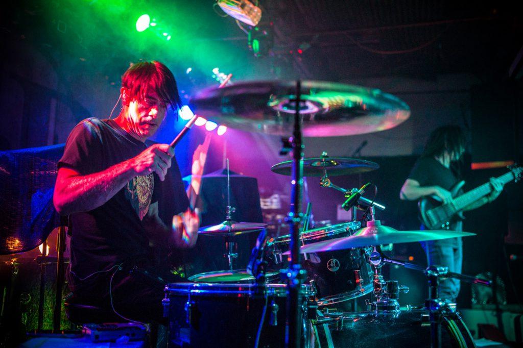 Krishna Ray - Drums